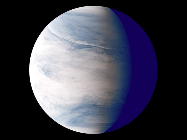金星の極域では強い上下方向の大気の運動が発生している? 地球では ...