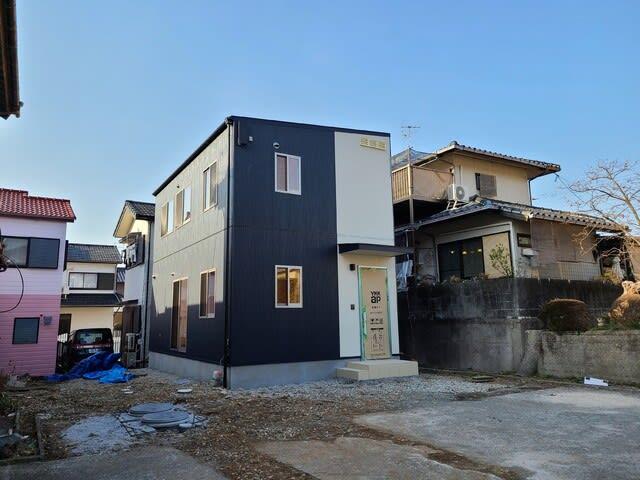高知市朝倉の新築一戸建ての西村様邸の写真です。