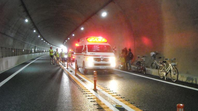 舞鶴若狭自動車道 全線開通1週間前 その7 - 囲碁と無我自然体