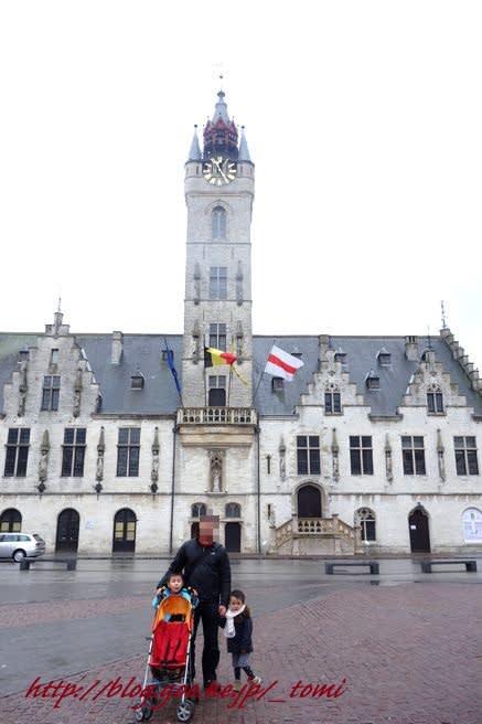 ベルギーのデンデルモンデへ行っ...