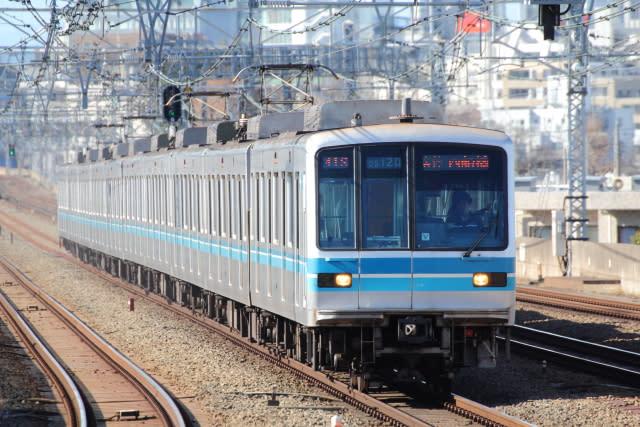 JR中央・総武緩行線-47 - Blog T...