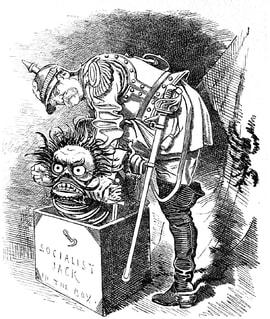 1878年 〈社会主義者鎮圧法の制定〉☆ - ベック式!暗記法ブログ TOP