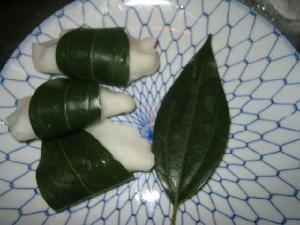 ニッキの葉