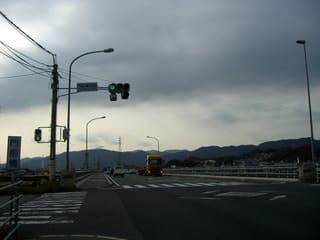 門前橋北詰(国道188号)