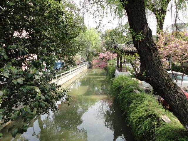 蘇州 お散歩 官太尉橋路(guan tai wei qiao lu) 定慧寺巷(ding hui ...
