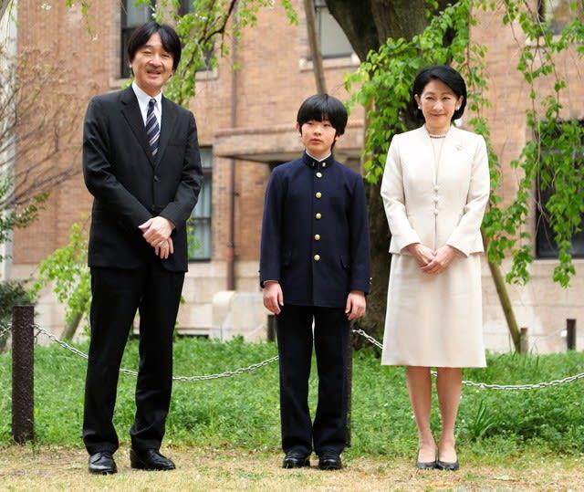 ふぶき 皇室ブログ