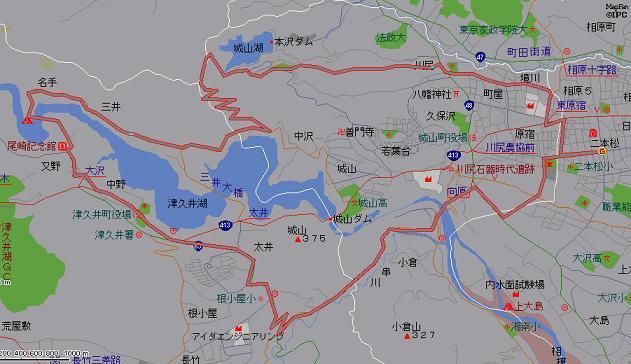 1/4(MTB)新小倉橋 根小屋 津...