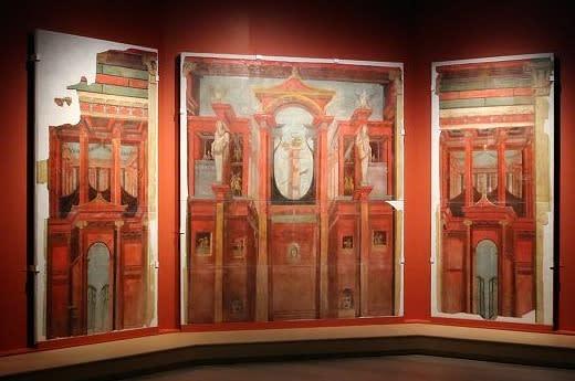 世界遺産 ポンペイの壁画展 - ~...