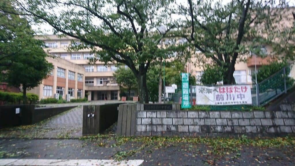 三郷 市 台風