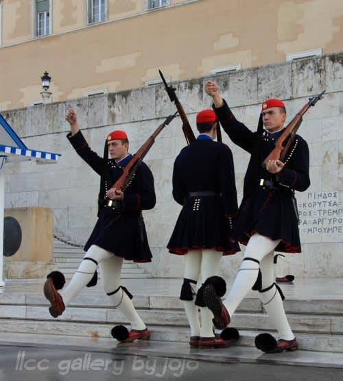 無名戦士の碑:アテネ - 11cc