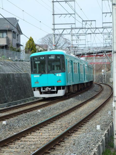 京阪10000系交野線