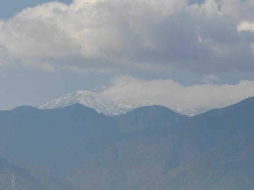 乗鞍岳 2008/10/29