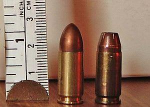パラベラム弾