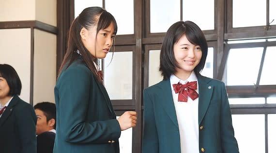この映画に主演した平祐奈と大友花恋の二人は、 いつもなにかと気にかかる存在で、 二人とも女優として順調に成長しているのが嬉しく感じられる。