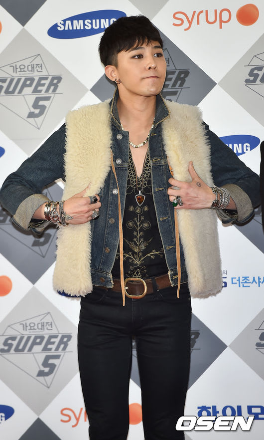 BIGBANG、G-DRAGON