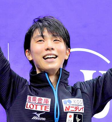 Yuzuru Hanyu allenamenti