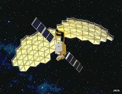 端末と衛星を直接結ぶ電話等回線の研究が進んでいる