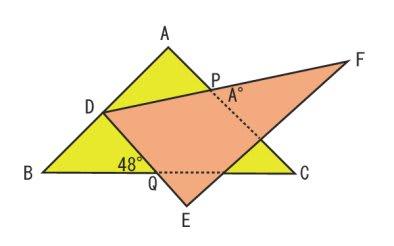 三角 定規 の 角度