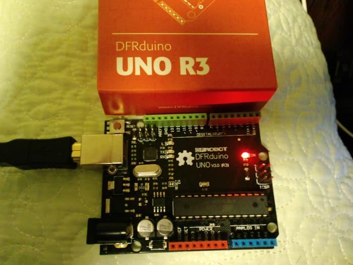 DFRduino UNO R3 - ラジオ少年の楽しい電子工作、その他