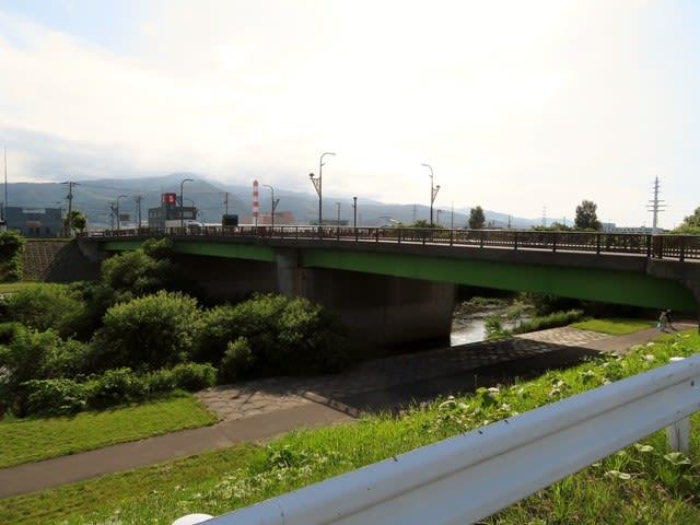風景印の旅(116) 天狗橋を見に...