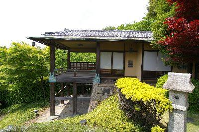 寺子屋の茶室