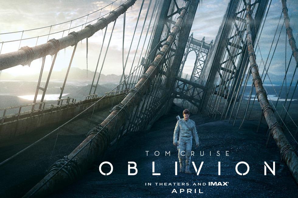 映画:オブリビオン Oblivion 久々に本格的SFを観た、ていう感覚。これって なんかうれしいかも? - 日々 是 変化ナリ ~ DAYS OF  STRUGGLE ~