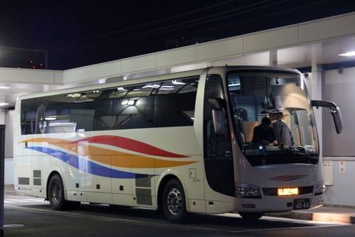 京浜急行バス 「ノクターン号」 ...