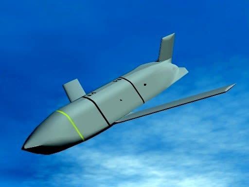 LRASM 長距離対艦ミサイル【岩淸水・米軍装備】