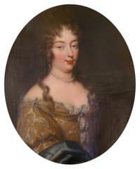 フランス王ルイ14世愛妾 オラン...