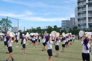 港特別支援学校夏祭り - 港南小...