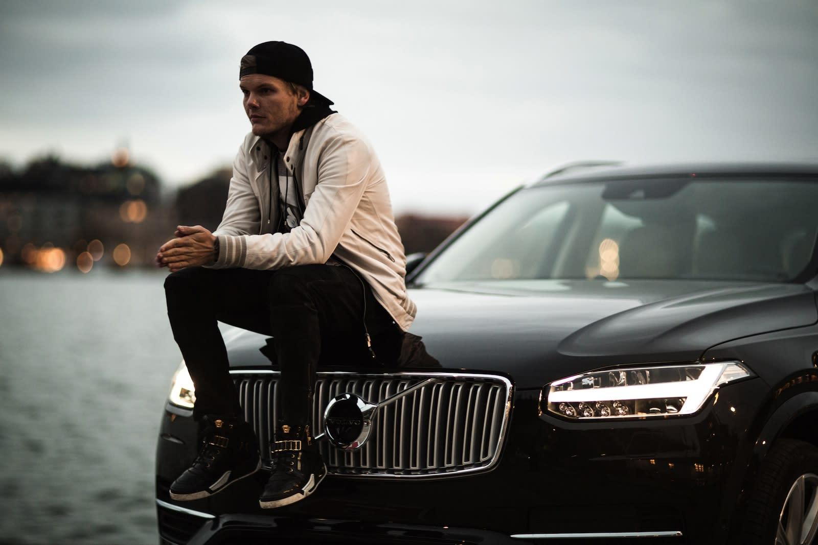 Volvo Xc90 Commercial >> TVCM*VOLVO×Avicii - DAILY VOLVO LIFE