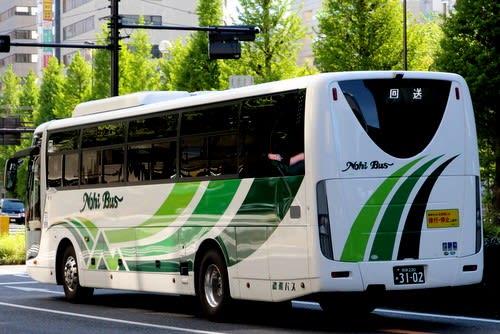 ・濃飛バスの新車 エアロエース2019年型モデル 3102号車