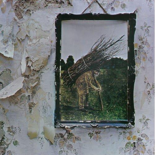 ジャケット写真の肖像 Led Zeppelin 4 ぴんとぐらす