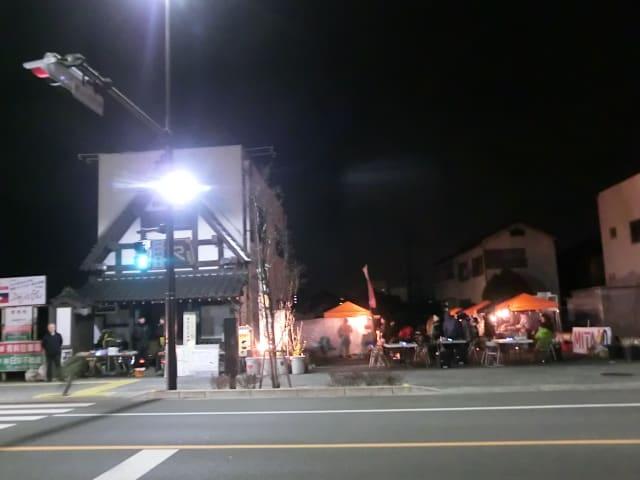 夜市・メイン会場