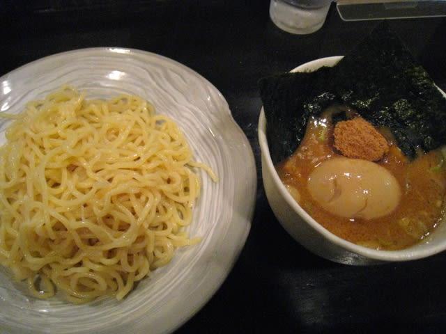 「つけ麺」