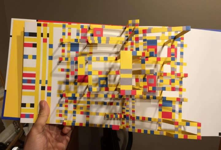 【ピート・モンドリアン 】 Piet mondrian美術 ...