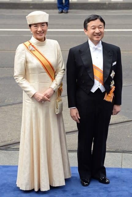 新皇后の異様に気づく人、気づかぬ人 《拡散ご自由に》 , BBの