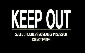 SEELE CHILDREN'S ASSEMBLY IN SESSION DO NOT ENTER