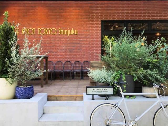 【公式サイト】ザ ノット 東京新宿|東京のホテル