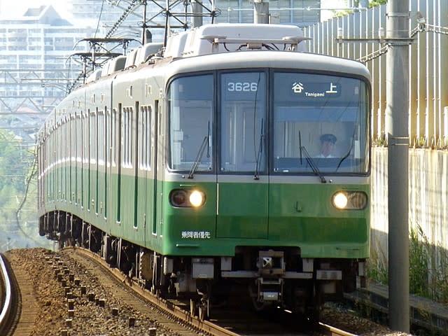 神戸市地下鉄復刻塗装1