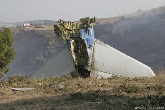 ヘリオス航空522便事故続報 墜落...