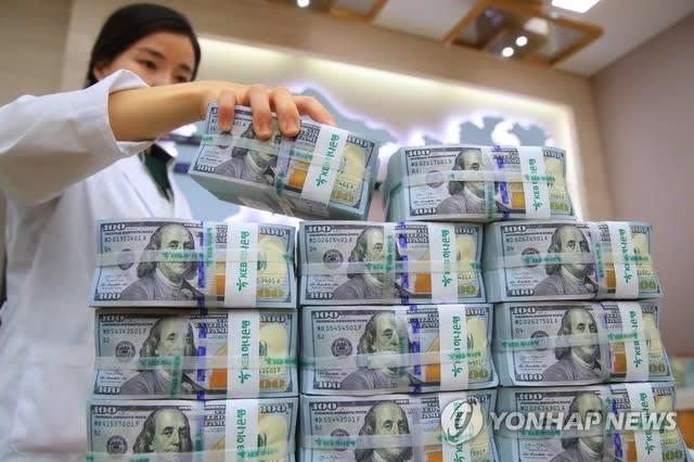 為替 スワップ 韓国