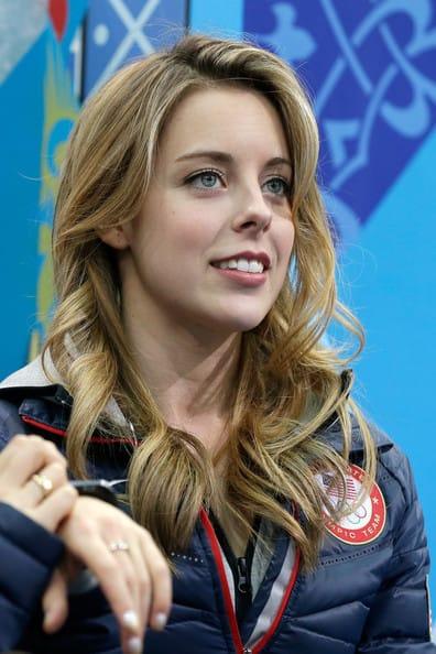 ソチオリンピックの美女たち(1)...