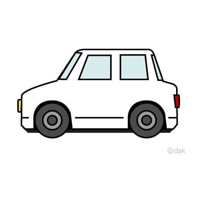 車イラストフリー素材 デザインとイラストとアバター