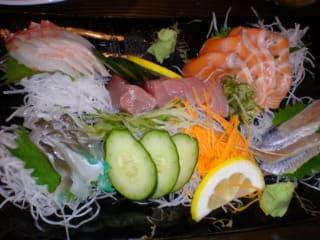沖縄でも刺身は美味しい