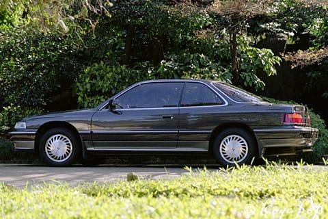 Honda Legend 1985- ブリスターフェンダーのホンダ レジェンド - BEAUTIFUL CARS ...