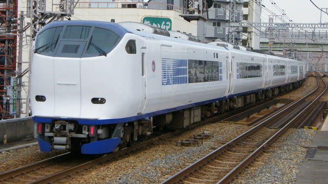 JR西日本281系