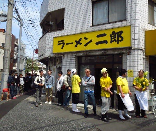 亀戸 店 二郎 ラーメン