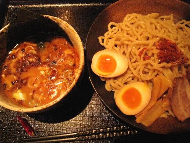 「つけ麺 えび味」
