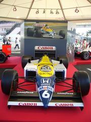 モータースポーツジャパン2006ウィリアムズホンダ